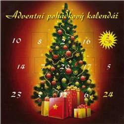 Audiokniha Adventní pohádkový kalendář -  Neznámý - Otakar Brousek