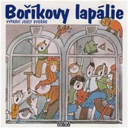 Boříkovy lapálie - Vojtěch Steklač (Audiokniha)
