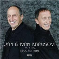 Audiokniha Číslo do nebe - Ivan Kraus - Ivan Kraus
