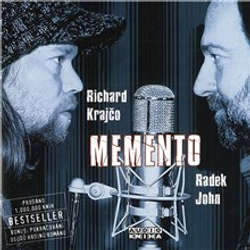 Audiokniha Memento - Radek John - Richard Krajčo