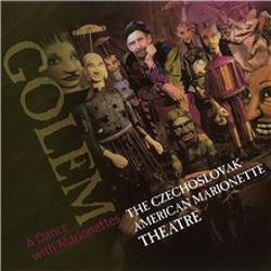 Golem - Vít Hořejš (Audiokniha)