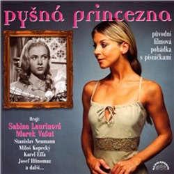 Audiokniha Pyšná princezna - Bořivoj Zeman - Alena Vránová
