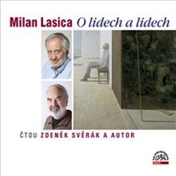 O lidech a lidech - Milan Lasica (Audiokniha)