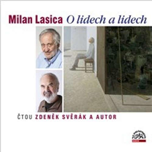 Audiokniha O lidech a lidech - Milan Lasica - Milan Lasica