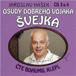 Osudy dobrého vojáka Švejka (3 & 4) - Jaroslav Hašek (Audiokniha)