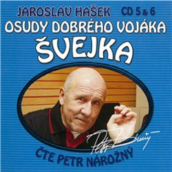 Osudy dobrého vojáka Švejka (5 & 6) - Jaroslav Hašek (Audiokniha)