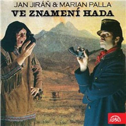 Audiokniha Ve znamení hada - Jan Jiráň - Martin Dejdar