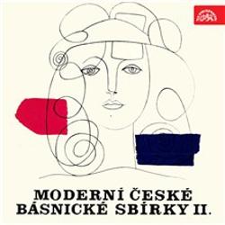 Moderní české básnické sbírky II. - Josef Hora (Audiokniha)