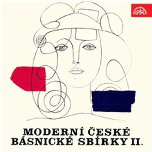 Audiokniha Moderní české básnické sbírky II. - Josef Hora - Jiří Adamíra
