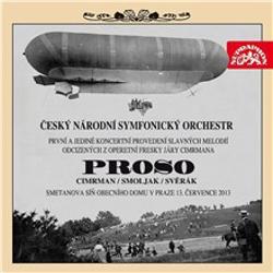 Proso - Ladislav Smoljak (Audiokniha)