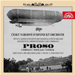 Audiokniha Proso - Ladislav Smoljak - Zdeněk Svěrák