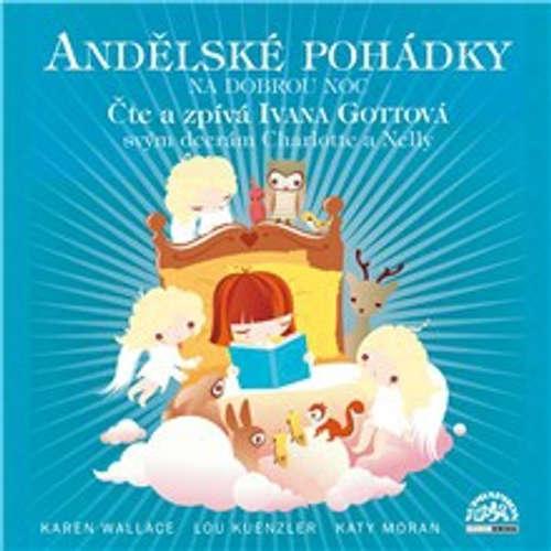 Audiokniha Andělské pohádky na dobrou noc - Katy Jane Moran - Ivana Gottová