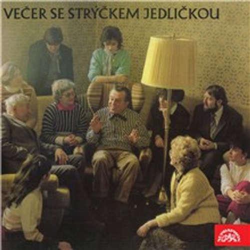 Audiokniha Večer se strýčkem Jedličkou - Antonín Jedlička - Miloš Kopecký