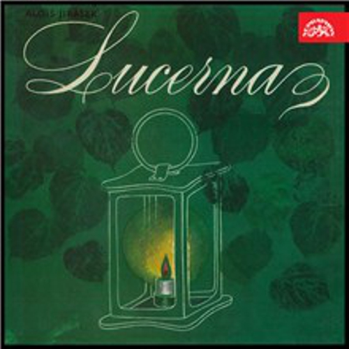 Lucerna - Alois Jirásek (Audiokniha)
