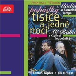 Pohádky tisíce a jedné noci - František Hrubín (Audiokniha)