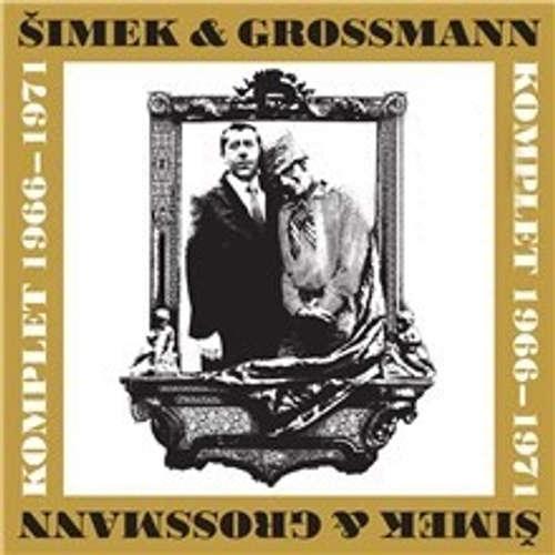 Audiokniha Šimek & Grossmann (komplet 1966 - 1971) - Miloslav Šimek - Miloslav Šimek