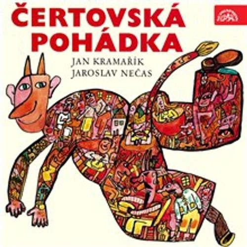 Audiokniha Čertovská pohádka - Jan Kramařík - František Filipovský