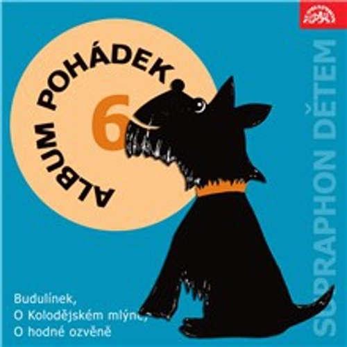 "Audiokniha Album pohádek ""Supraphon dětem"" 6. - Josef Václav Pleva - Petr Štěpánek"
