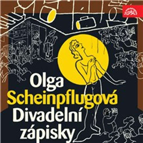 Audiokniha Divadelní zápisky - Karel Čapek - Viktor Preiss