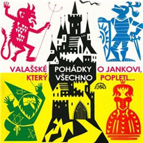 Valašské pohádky - Jaroslav Nečas (Audiokniha)