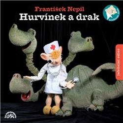 Hurvínek a drak - jubilejní edice - František Nepil (Audiokniha)