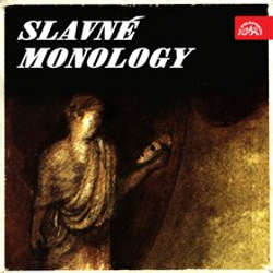 Audiokniha Slavné monology - William Shakespeare - Alois Švehlík