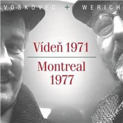 V+W: Vídeň 1971 - Montreal 1977 - Jan Werich (Audiokniha)