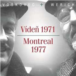 Audiokniha V+W: Vídeň 1971 - Montreal 1977 - Jan Werich - Jan Werich