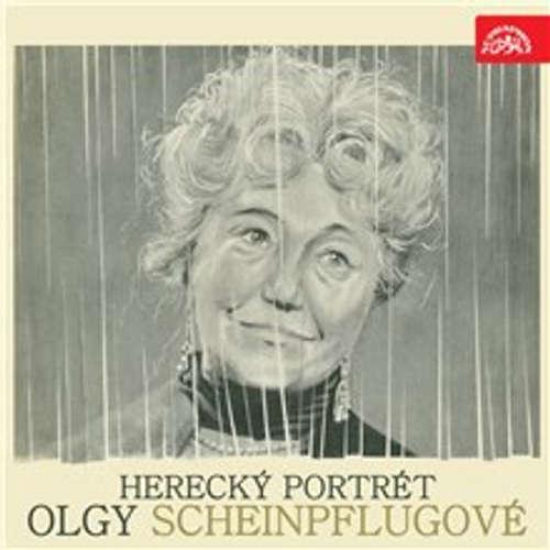 Herecký portrét Olgy Scheinpflugové