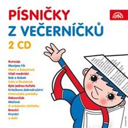 Písničky z večerníčků - Zdeněk Svěrák (Audiokniha)