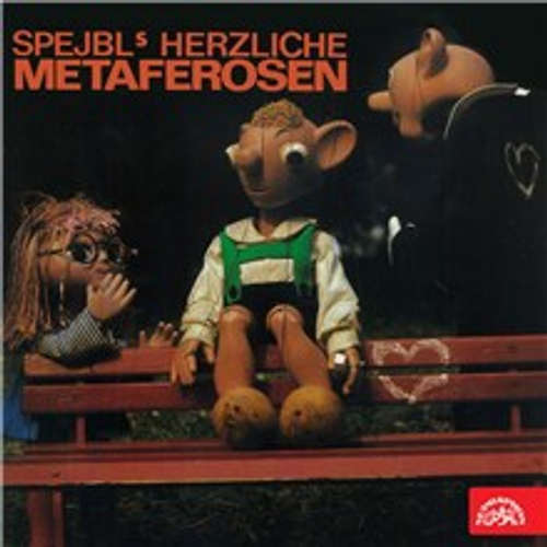 Hoerbuch Spejbl's herzliche Metaferosen - František Nepil - Helena Štáchová