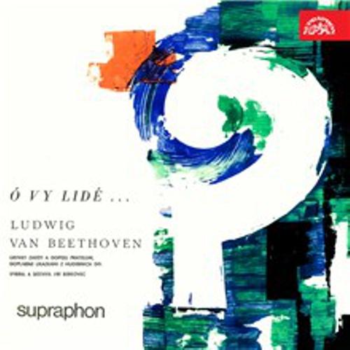 Ó vy lidé... Úryvky závěti a dopisů přátelům - Ludwig van Beethoven (Audiokniha)