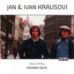 Audiokniha Rodinný sjezd - Ivan Kraus - Ivan Kraus