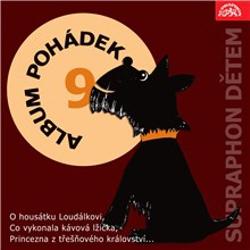 "Album pohádek ""Supraphon dětem"" 9. - Markéta Zinnerová (Audiokniha)"