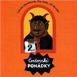 Čertovské pohádky 2 - Jiří Jaroš (Audiokniha)