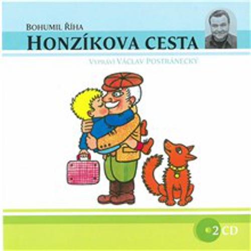 Honzíkova cesta - Bohumil Říha (Audiokniha)