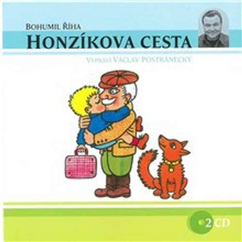 Audiokniha Honzíkova cesta - Bohumil Říha - Václav Postránecký