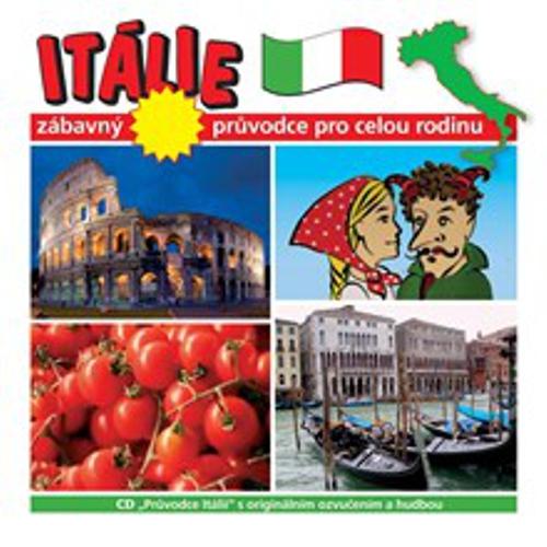 Průvodce - Itálie - Jaroslav Major (Audiokniha)