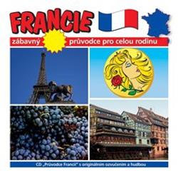 Průvodce - Francie - Jaroslav Major (Audiokniha)