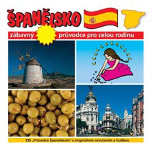 Průvodce - Španělsko - Jaroslav Major (Audiokniha)