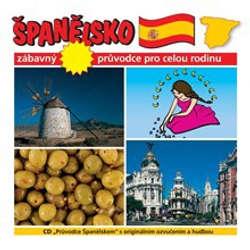 Audiokniha Průvodce - Španělsko - Jaroslav Major - Filip Švarc