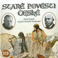 Audiokniha Staré pověsti české - Alois Jirásek - Rudolf Hrušínský