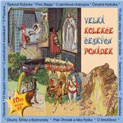 Audiokniha Velká kolekce českých pohádek - Various authors - Otakar Brousek