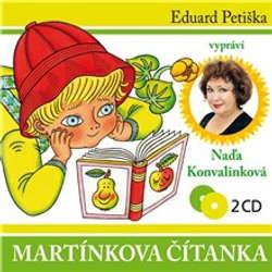 Audiokniha Martínkova čítanka - Eduard Petiška - Naďa Konvalinková