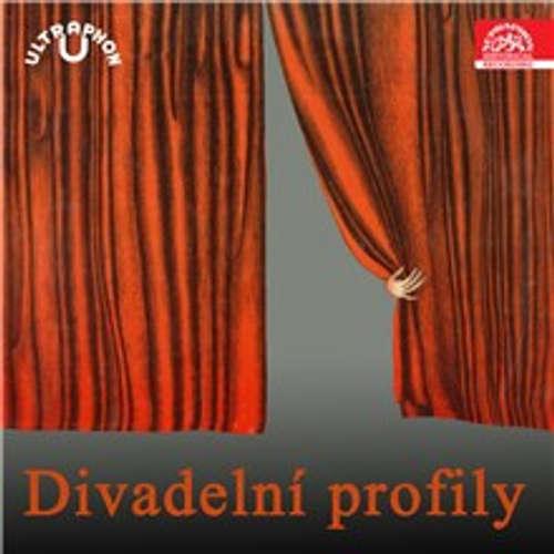 Audiokniha Divadelní profily (historický archiv) - Jaroslav Hašek - Rudolf Hrušínský