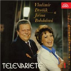 Vladimír Dvořák a Jiřina Bohdalová v Televarieté 1 - Vladimír Dvořák (Audiokniha)