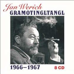 Audiokniha Gramotingltangl Jana Wericha v pořadu Jiřího Suchého - Jan Werich - Miroslav Horníček