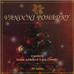 Audiokniha Vánoční pohádky - Radek Kraus - Jan Čenský
