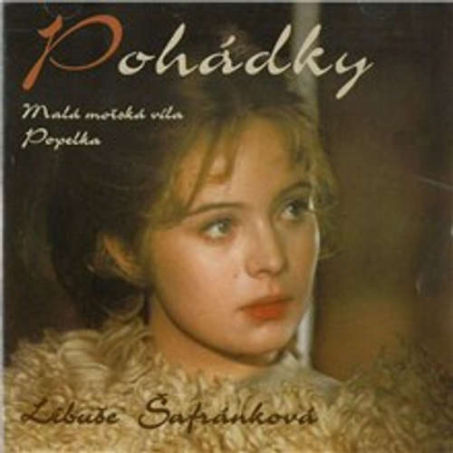 Audiokniha Pohádky - Hans Christian Andersen - Libuše Šafránková