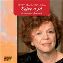 Vejce a já - Betty MacDonaldová (Audiokniha)